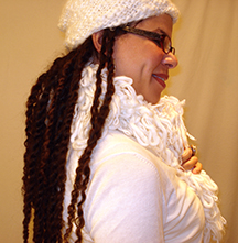 Twists Hat Scarf