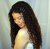 Curly Style Ideas