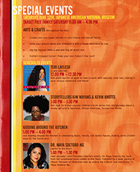 Mixed Roots Festival Brochure